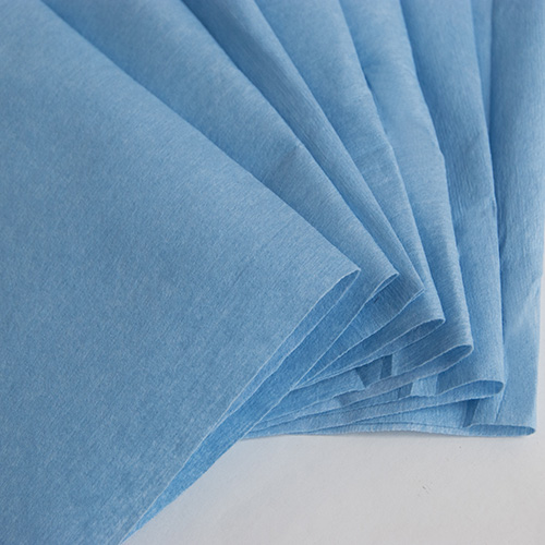 A stack of low-lint cloths