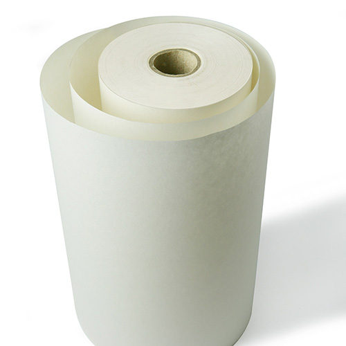 A roll of paper