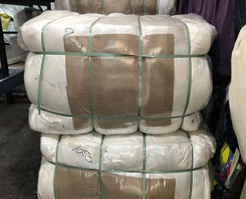 woven polypropylene bale sheet