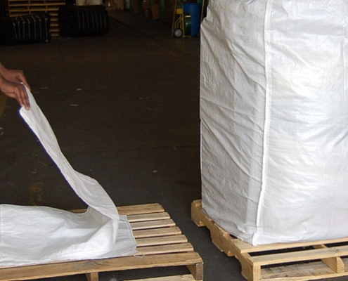 woven polypropylene capsack