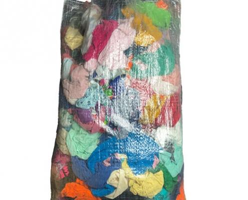 Woven poly shoe bag