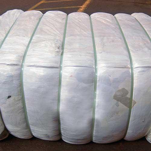polypropylene bale cover