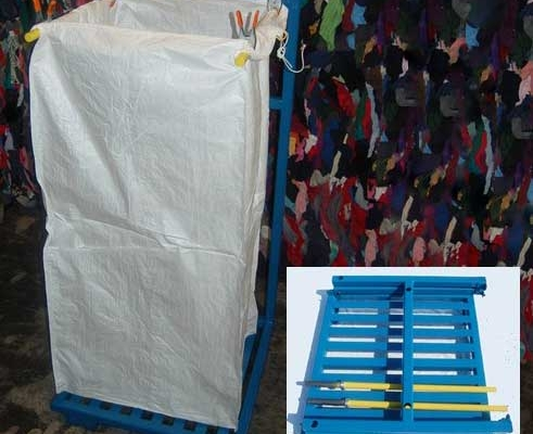 polypropylene capsack and capsack stand