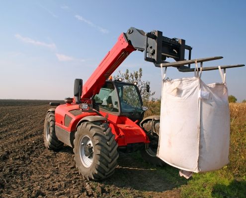 Poly FIBC Bulk bag for agriculture