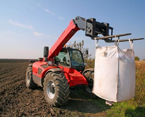Poly FIBC Bulk bag for agriculture