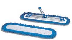 microfiber duster mop with velcro