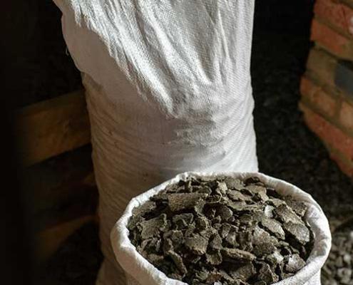 full woven polypropylene bags