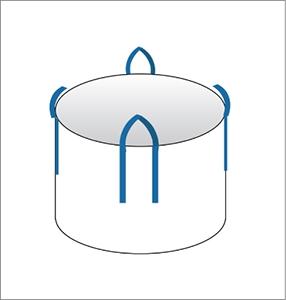 circular FIBC bulk bag option
