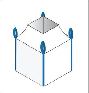 duffle top FIBC bulk bag option