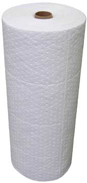 Paper absorbent roll