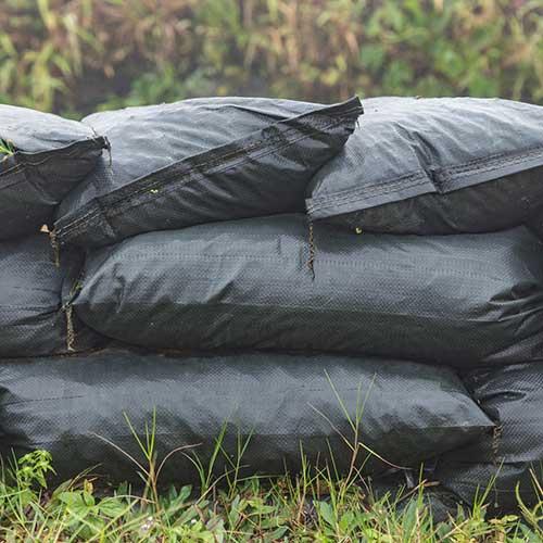 Woven Polypropylene Sand Bags