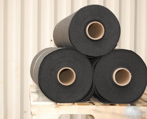 Geo-textile rolls