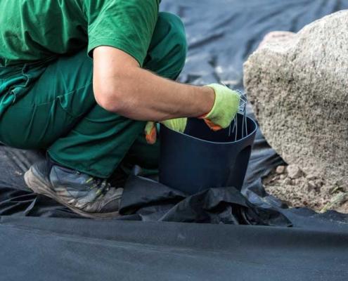 Geotextile Fabric mats