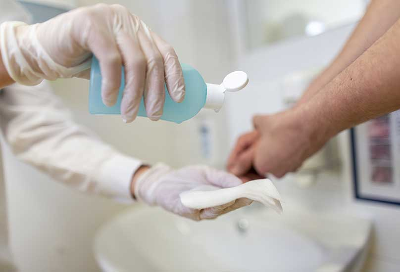 Disposable Wipes and Cloths Ideal For Coronavirus Disinfection Efforts