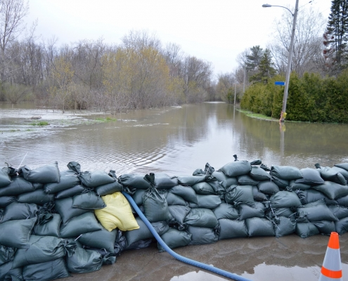Polyproylene Sandbags for flooding